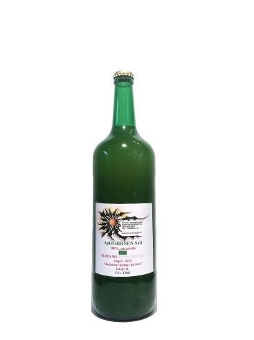 BIO Apfel-Birnensaft, 1 Liter