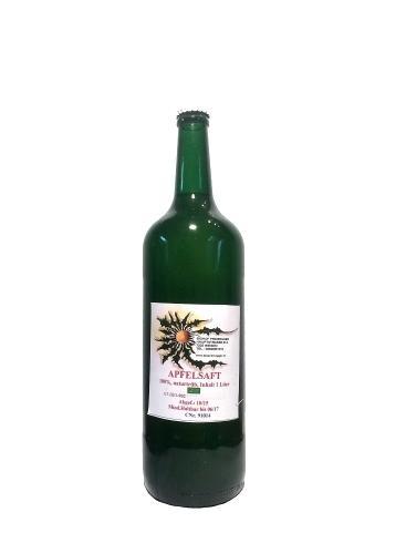 BIO Apfelsaft Naturtrüb, 1 Liter
