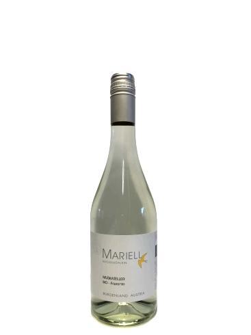 Mariell Muskateller Frizzante 2016 BIO, 0,75 Liter