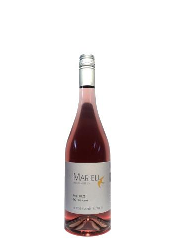 Mariell Pink FRIZZ Rose Frizzante 2015 BIO, 0,75 Liter