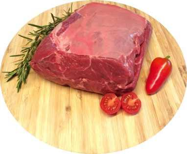 BIO Angus Flat Iron Steak, ca. 1 kg