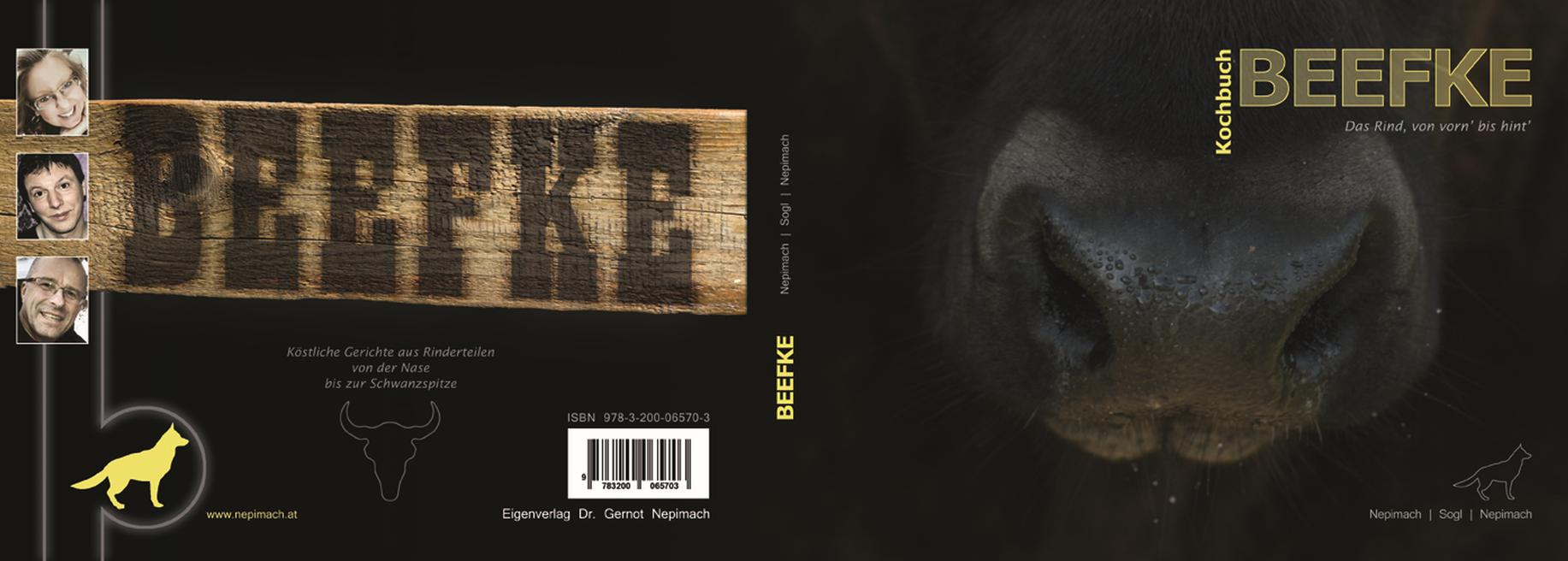BEEFKE - Das Rind, von vorn' bis hint'