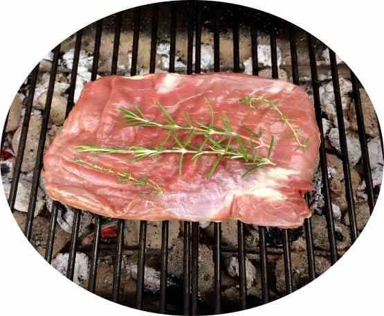Flank Steak vom BIO-Jungrind, ca. 0,9 kg