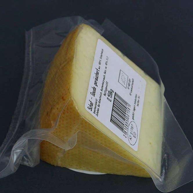 BIO Schaf-Schnittkäse geräuchert, ca. 150g