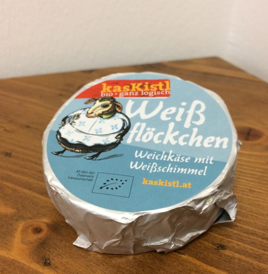 BIO Schafcamembert, ca. 135g
