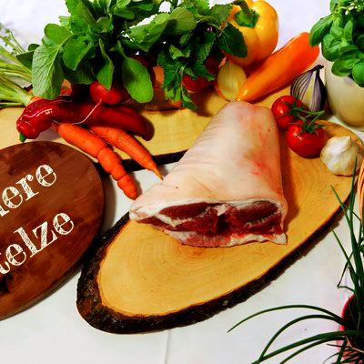 BIO Vordere Stelze vom Schwäbisch Hällischen Landschwein, ca. 1 kg
