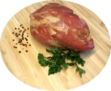 Selchfleisch vom BIO-Schwein, ca. 1 kg