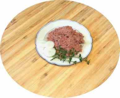 Streichwurst im Glas vom BIO-Schwein, 20 dag